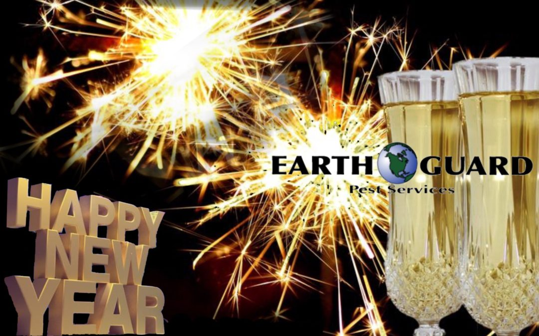 Happy New Year from Earth Guard Graphic